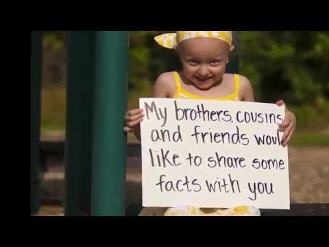 Childhood Cancer Is Not Rare