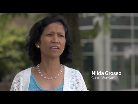 Nilda's Story: How She Beat Nasopharyngeal Cancer