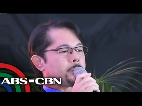 Christopher De Leon Stays Positive As Son Battles Cancer