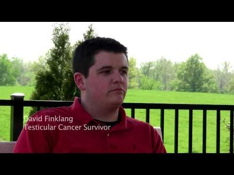 Testicular Cancer Survivor Tells Story, Discusses Awareness