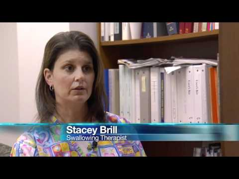 Cancer Survivor - Swallowing Therapy