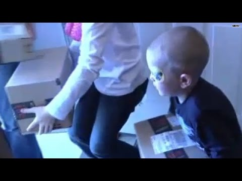 3-year-old Cancer Patient Gets His Birthday Wish!