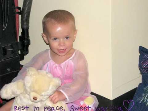 Marissa Monroe + Neuroblastoma | Childhood Cancer Awareness