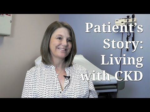 Patient's Story: Living With Chronic Kidney Disease