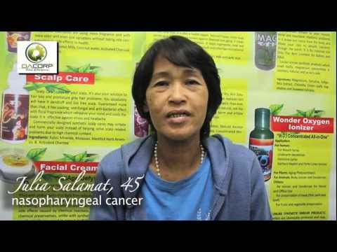 Testimony Of Nasopharyngeal Cancer Survivor (english Translation Below)