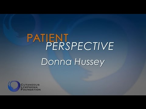 A Patient's Perspective: Donna Hussey
