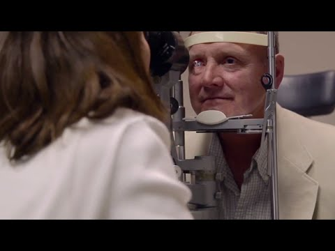 Treating Eye Cancer: Darrell's Story