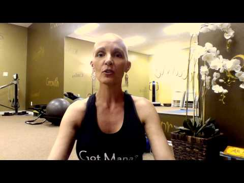 Multiple Myeloma Patient Teaches Gentle Yoga